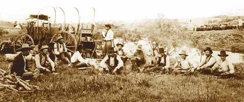 Cattle Drives Started In Earnest After The Civil War